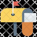 Letter Box Envelope Icon