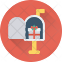 Letterbox Mailbox Gift Icon