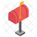 Letterbox Letter Plate Letter Hole Icon