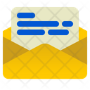 Letters Mail Letter Icon