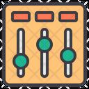 Control Setting Level Music Level Icon