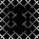Element Network Communication Icon