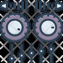 Level Balance Power Icon