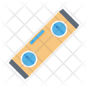 Level Masonry Construction Icon