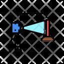 Laset Level Color Icon