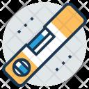 Level Tool Bubble Icon