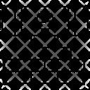 Graphic Ink Level Icon