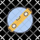 Leveler Construction Tool Boloboc Icon