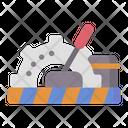 Lever Machine Equipment Icon