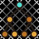 Leverage chain Icon
