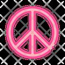 Lgbt Hippie Love Icon