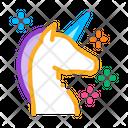 Lgbt Unicorn Community Icon