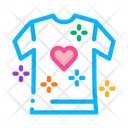 Lgbt T Shirt Unicorn Icon