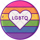 Mlgbtq Lgbtq Rainbow Icon