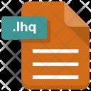 Lhq File Sheet Icon
