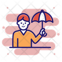 Guarantee Liability Insurance Icon