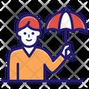 Liability Insurance Guarantee Liability Icon