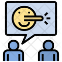 Liar Deceiver Storytelling Icon
