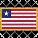 Liberia Country Flag Flag Icon