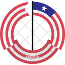 Liberia Country Flag Icon