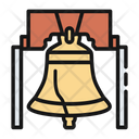 Liberty Bell United States America Icon