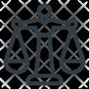 Libra Astrology Horoscope Icon