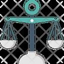 Libra Balance Equality Icon