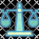 Libra Balance Law Icon