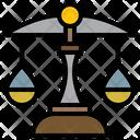 Libra Law Justice Icon