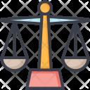 Libra Balance Symbol Icon