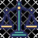 Libra Scale Icon