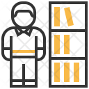 Librarian Icon