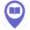 Library Book Read Icon
