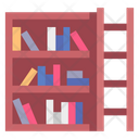 Library Education School Icon
