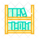Prison Library Color Icon