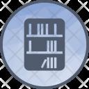 Library Book Sheilf Icon