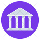 Library Public Library Building Icon