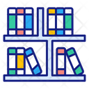 Library Education Learn Icon