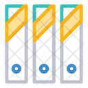 Library Archive Files Icon