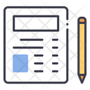 Library Form Icon