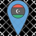 Libya Libyan African Icon