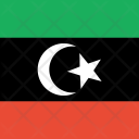 Libya Flag World Icon