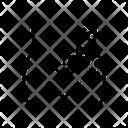 Lichen Shingles Disease Icon