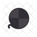Licorice Wheel Icon