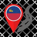 Liechtenstein Flag Icon
