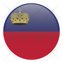 Liechtenstein Europe Europen Icon