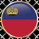 Liechtenstein Lie Europe Icon