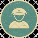 Lieutenant Icon