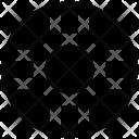 Life Ring Belt Icon
