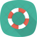 Life Buoy Safety Icon